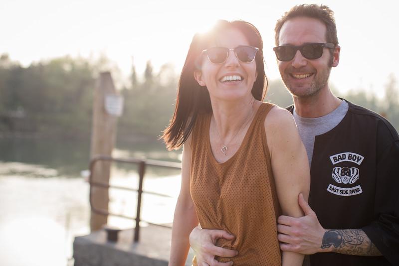 Nicoletta e Mauro