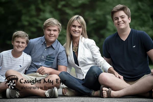 KIM DOUGHERTY FAMILY