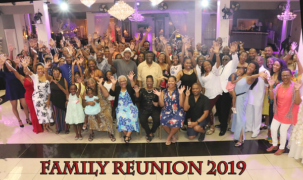 FAMILY REUNION 2019 LAS VEGAS