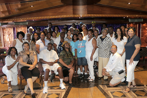 FAMILY REUNION CRUISE VIDEO
