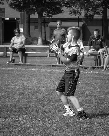 Josh Flag Football 09/17/2017