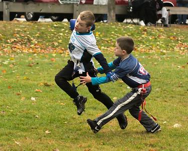 Josh Flag Football 10/25/2015