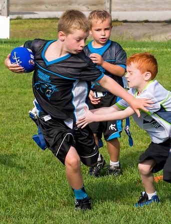 Josh Flag Football 8/30/15