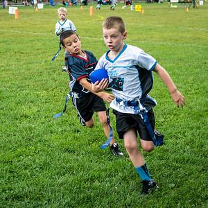 Josh Flag Football 9/13/2015