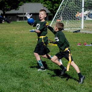 Josh Flag Football 9/25/2016