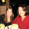 """Jennifer """"The Red-Eyed Attorney"""" Brand and her very young Mom, Nancy.  Jennifer had just gotten her great news about passing the bar exams and is a brand-spanking-new-lawyer!"""