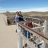 ON THE RIO GRANDE GORGE BRIDGE.