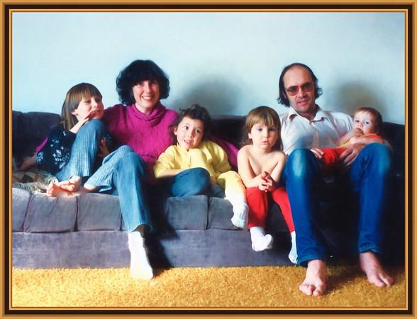 TONY & JUDY'S FAMILY