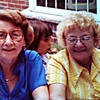HARRIETTE AND AUNT MARGE
