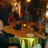 """PAUL AT THE """"LADIES TABLE"""" AT THE OLPH XMAS DINNER-DANCE AT THE GLENVIEW CLUB"""