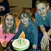 CELEBRATING JAKE'S 10TH BIRTHDAY AT SEAN AND SABRINA'S NEW HOME WITH SISTER CAMI AND COUSIN TRISTAN