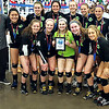 KILEY'S TEAM WINS FIRST PLACE, BRONZE DIVISION, LOUISVILLE TOURNAMENT