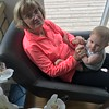 GRANDMA AND AIDAN