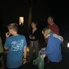 FIREWORKS (SPARKLERS) AND SMORES