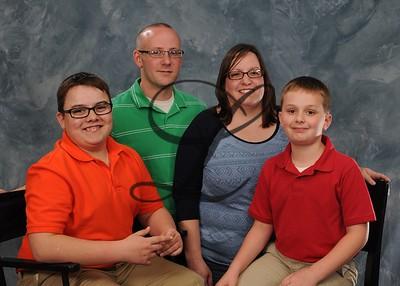 A Canter Family 2015