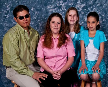 1 - JUAN, ADRIENNE, JUANITA and LUPE -  4 THE WEB