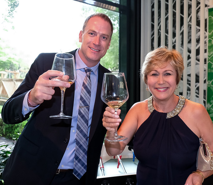 Bruce and Liz