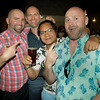 Rick, Joe, Dave and Christian