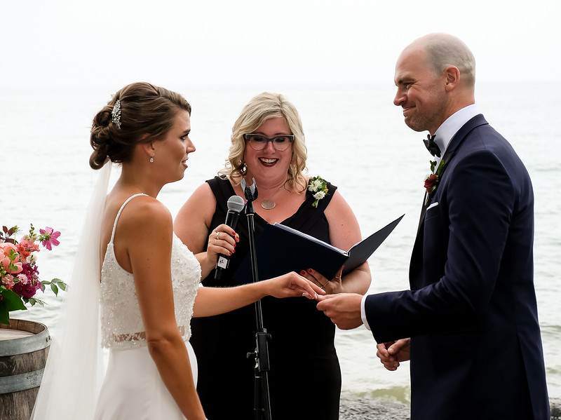 .... I thee wed!