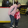 KILEY AND CAMRYN AT THE ICE CENTER