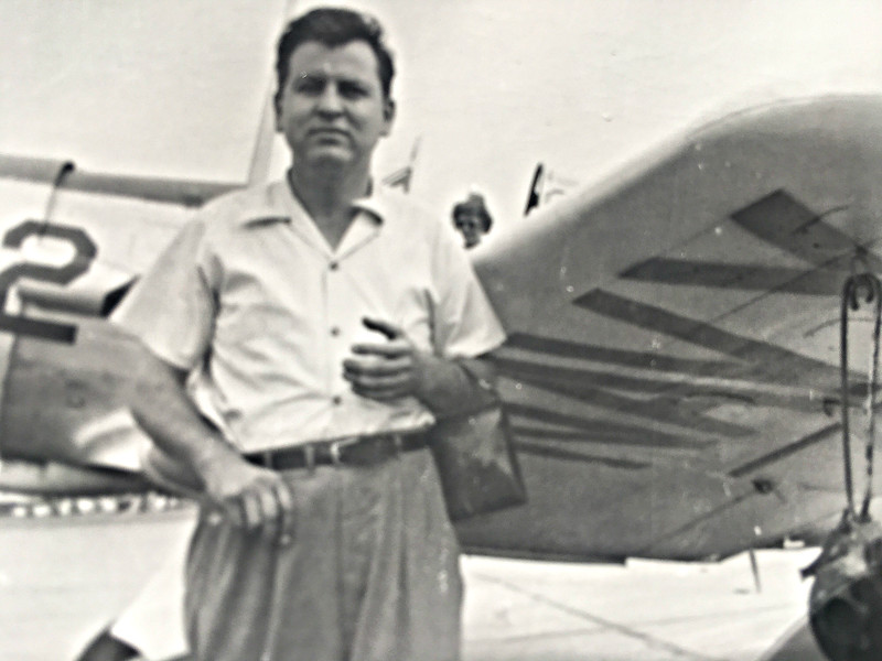 A DAY AT THE GLENVIEW NAVAL AIR STATION, PROBABLY AFTER WWII