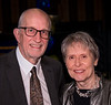 John with Dr Roberta Bondar - Rotary Youth Impact Awards 2017
