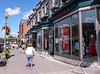 Lots of nice boutiques along this stretch in Westmount