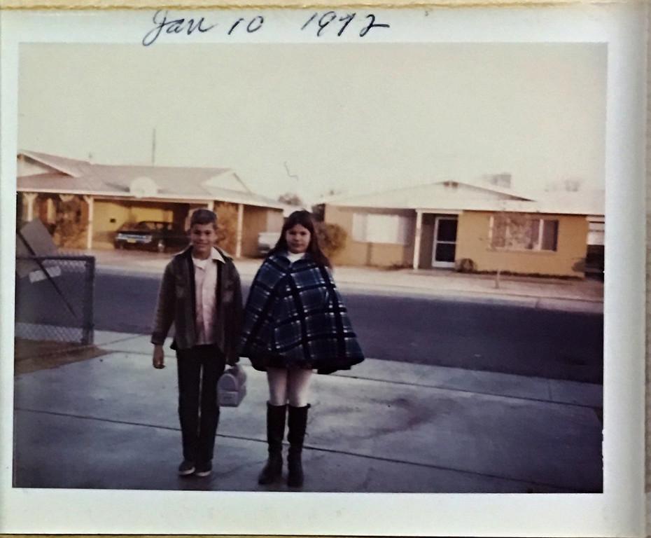 Alan Randall - Lori Randall - 1972