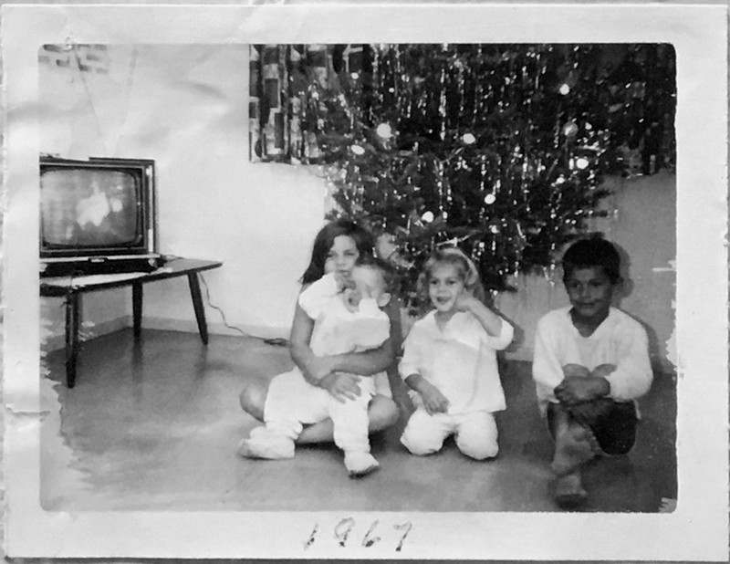 Lori Randall - Scott Randall - Lori Randall - Alan Randall - 1967