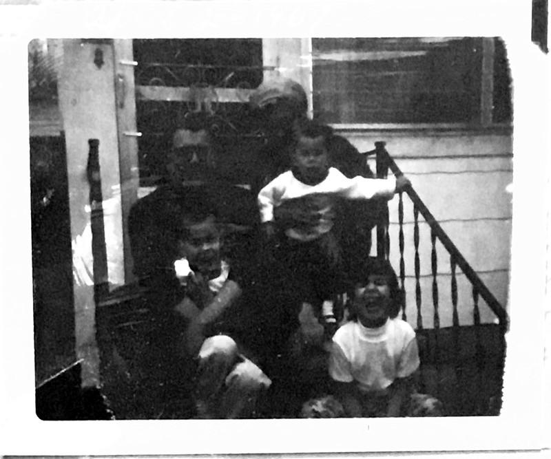 Maurice Randall - Betty Randall - TEri  Randall - Alan Randall - Lori Randall - 1966