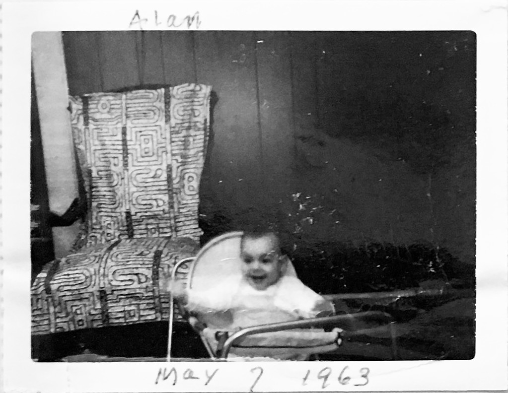 Alan Randall - 1963