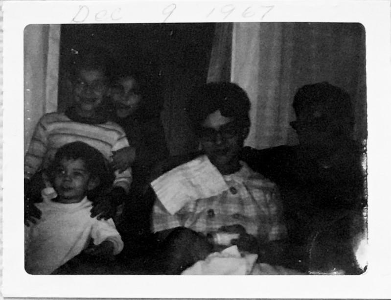 Alan Randall - Lori Randall - Betty Greene Randall - Maurice Randall - Teri Randall - Scott Randall - 1967