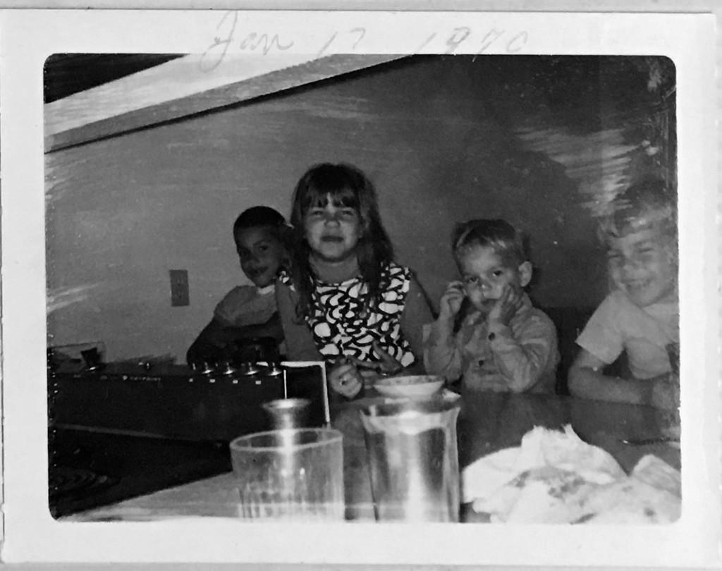 Alan Randall - Lori Randall - Scott Randall - Teri Randall - 1970