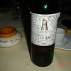 DINNER WITH THE HUNTERS AT LE BARTOLOMEO ... CELEBRATING MIKE'S B-DAY WITH A 100 PT 1990 CH LATOUR ... WONDERFUL EVENING!