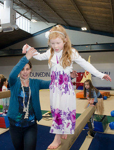 Talia Perkins 6th birthday party held 4 June 2017 at Dunedin Gymnastic Academy 6 Otaki st - Moana was the theme - from the film Moana. All the kids in Talia's class at Abbotsford School were invited.