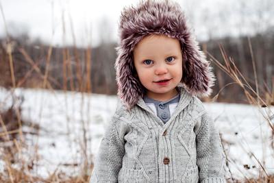 The Campaigne Family - Winter 2016