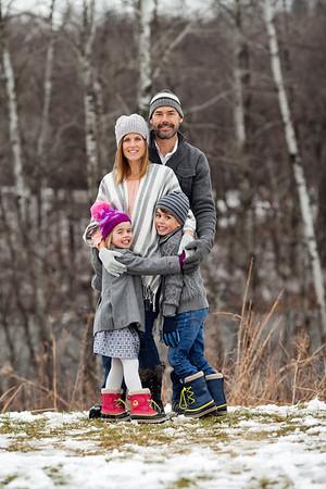 The Kahlert Family - Winter 2016