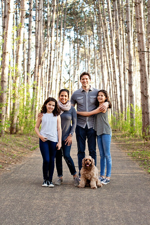 The Petsch Family - Spring 2017