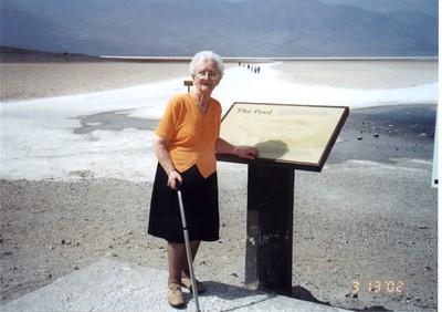 Badwater - Death Valley