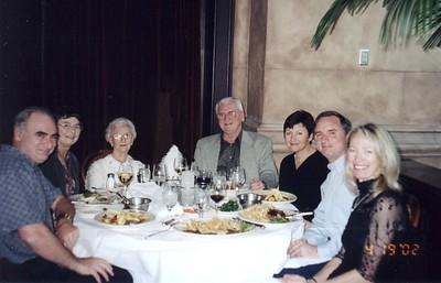 90th Birthday Dinner at The Paris Hotel & Casino, Las Vegas