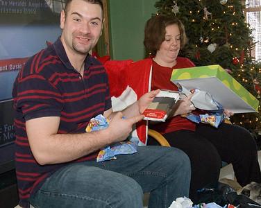 2008 Christmas Day with Joshua