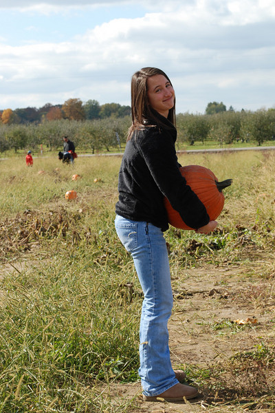 Ok, I have MY pumpkin.... WHY are they taking soooooo long!