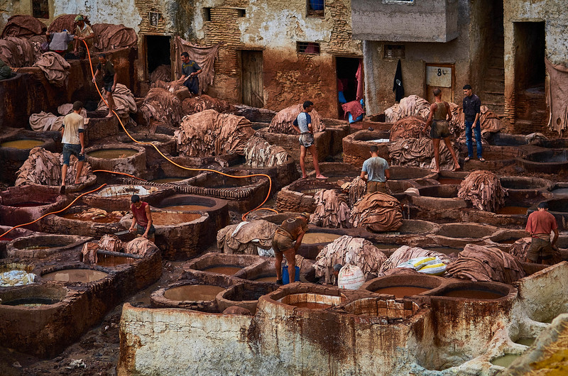 A DIFFERENT WORKPLACE 2 - MAROCCO SERIES