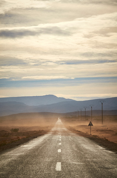 THE ROAD TO - MAROCCO SERIES