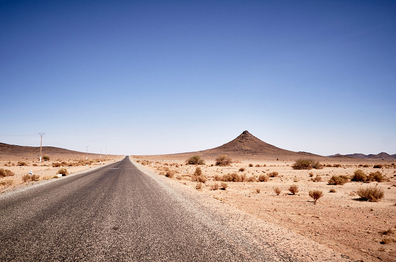 THE ROAD TO 2 - MAROCCO SERIES