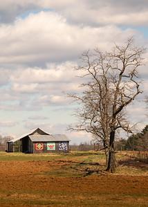 Quilt Barn - Blue Ridge Parkway