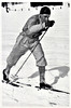 Volume 1/ 12/Set 53 - Oddbjorn Hagen finished second in the 18 km Cross Country Skiing Event (Gold - Sweden, Silver - Norway, Bronze - Finland).
