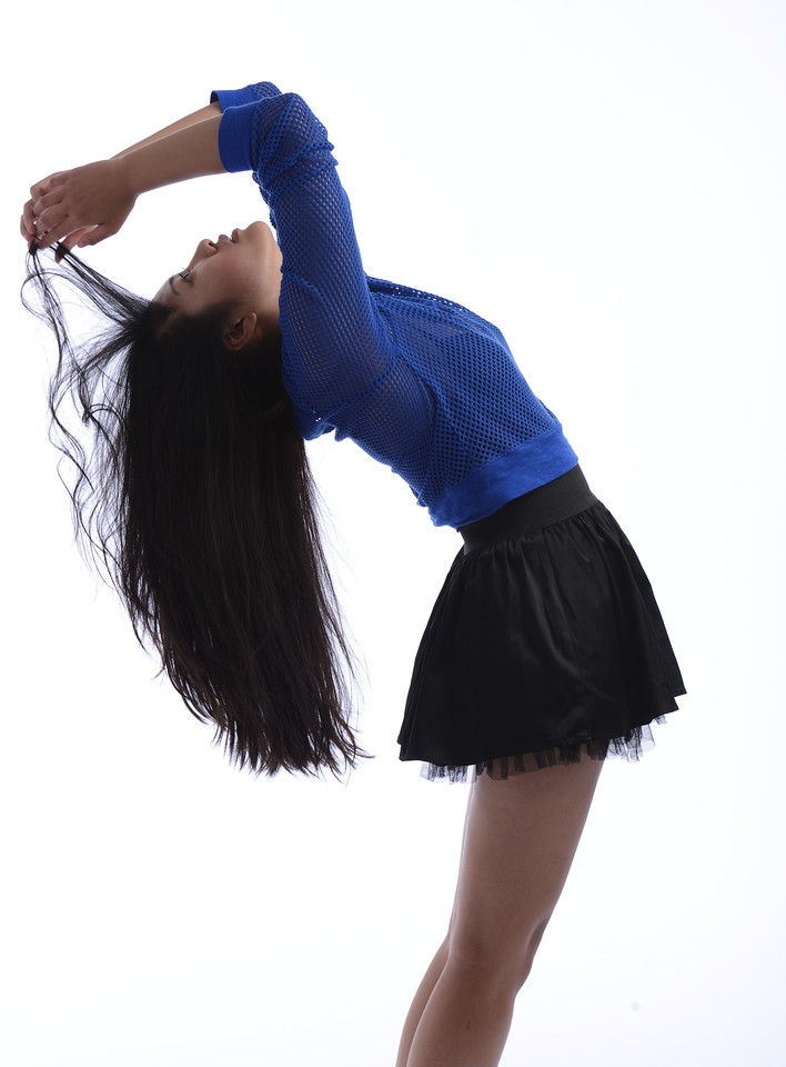 Model: Stephanie Siu