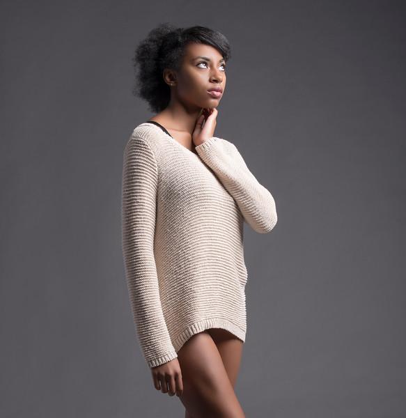 Model: Aiyanna Nixon