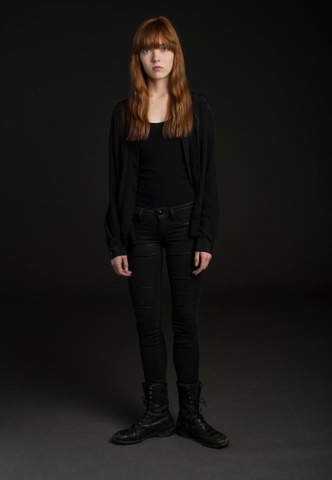 Model: Briley Jones, Next Model Management